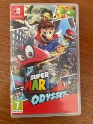 Mário Odyssey Switch