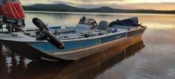 Título do anúncio: Barco Lancha Pesca
