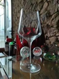 2 taças de vinho Oberglas novas