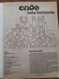 Catálogo Telefônico BH- Edição 76/77 - *Preço Negociável- Não aceito troca