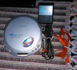 Discman Sony D-E351 Funcionando