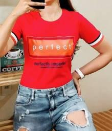 T-Shirt Feminina!