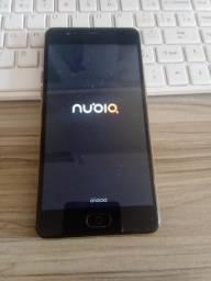 Smartphone zte nubia m2 lite impecavel