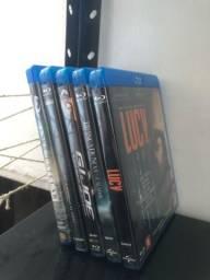 Blu-rays | 5 por 88 reais