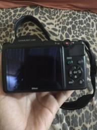 Vendo câmera Nikon semi profissional