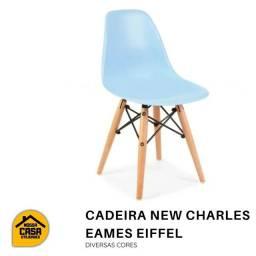 Cadeira Eiffel Eames