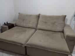 Vendo sofá retrátil  1800