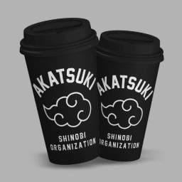 Copo Bucks Personalizado - Akatsuki Naruto