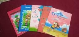 Título do anúncio: Livros escolar