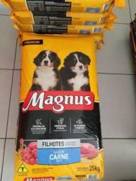 Ração Magnus Premium 160 (PrOMOÇÃO) Cães Filhotes de 25 kg