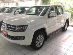 VOLKSWAGEN AMAROK 2.0 HIGHLINE 4X4 CD 16V TURBO INTERCOOLER DIESEL 4P AUTOMÁTICO - 2016