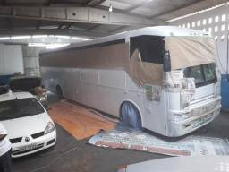 Ônibus rodoviário buscar 360 b10m - 1991