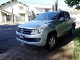Vw - Volkswagen Amarok CD 4x4 SE 2.0 - 2013 - 2013