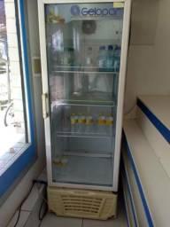 Vendo freezer Gelopar