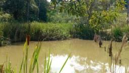 Fazendinha de 20.000 Metros, Terreno Rural com Água Corrente