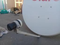 Vendo uma antena que era de TV por assinatura