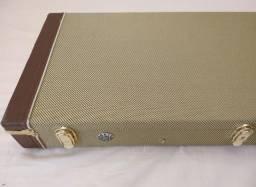 Case Guitarra Madeira Solid Sound Tweed Vintage
