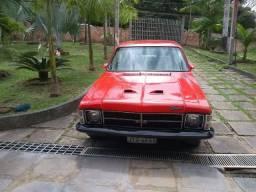 Opala Standard Coupé 1976 Personalização SS / Motor 6cc 4.1L