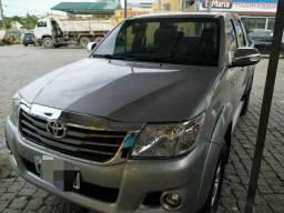 Toyota Hilux 2.7 Flex SRV 4X2 * NÃO INTERESSA TERRENO - 2015