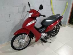 Biz 125cc C/partida elétrica,Única dona - 2014