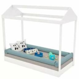 Mini cama infantil montessoriana J425