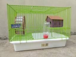 Gaiola para Hamster (completo)