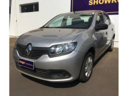RENAULT  LOGAN 1.0 AUTHENTIQUE 16V FLEX 2016 - 2017