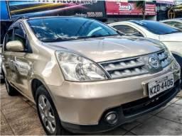 Nissan Livina 1.8 sl 16v flex 4p automático - 2010