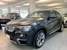 BMW X4 2017/2018 2.0 28I X LINE 4X4 16V TURBO GASOLINA 4P AUTOMÁTICO - 2018