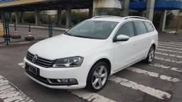 VW Passat Variant 2.0 Turbo Tiptronic - Aceito Trocas - 2014
