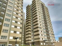 Apartamento decorado com 2 dormitórios e 1 vaga de garagem no bairro Jardim Botânico