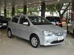 Toyota Etios 1.3 X 4P FLEX MEC