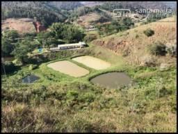 FAZENDA RIQUISSIMA EM ÁGUA – AGROPECUARIA/PISCICULTURA – PIRAÍ - RJ