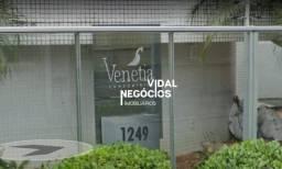 Apartamento no Ed. Venetia, com 3 dormitórios à venda, 157 m² por R$ 1.200.000 - Reduto -