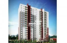 Apartamento no Torres Dumont, com 2 dormitórios à venda, 64 m² por R$ 341.433 - Pedreira -