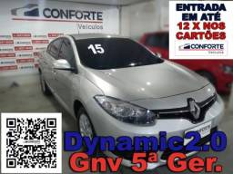 Renault fluence 2015 2.0 dynamique 16v flex 4p manual