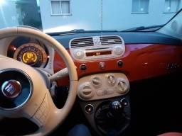FIAT 500 Cult Vermelho - 2013