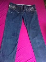 Calça Jeans TM:38 - 30reais
