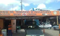 Vende-se uma vaga de lotação ( Nazaré/Carpina )valor negociável