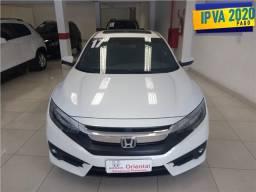 Honda Civic 1.5 16v turbo gasolina touring 4p cvt - 2017