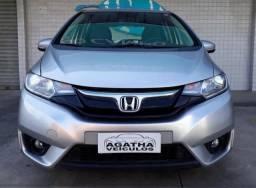 Honda Fit EX 1.5 Flex- Abaixo da tabela - Completo - Automatico - 2015