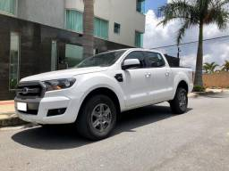 Ford ranger cabine dupla xls 2.2 4 x 4 diesel completa * ipva 2020 pago * 2018 - 2018