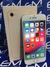 Hoje IPhone 8 64Gb Gold - Seminovo - com nota e garantia, somos loja fisica
