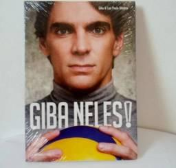 Livro: Giba Neles! Autobiografia - Novo Lacrado