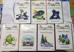 Coleção Harry Potter - Capa branca