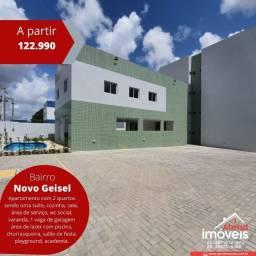 Título do anúncio: Apartamento no Novo Geisel