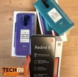 Xiaomi Redmi 9 64gb Global Novo Lacrado