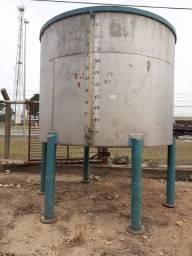 Reservatorio em aço inox 4 mil litros