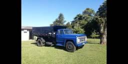 Caminhão caçamba f11000