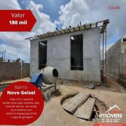 Título do anúncio: Casa no Novo Geisel